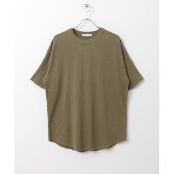 [マルイ]【セール】メンズTシャツ(ハニカムワッフルルーズTシャツ(半袖))/センスオブプレイスバイアーバンリサーチ(メンズ)(SENSE OF PLACE )