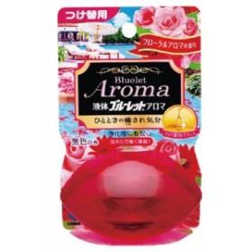 小林製薬 液体ブルーレットアロマ替フローラルアロマ 70ml 4987072025765(tc)
