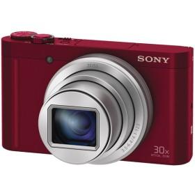 SONY DSC-WX500-R レッド Cyber-shot(サイバーショット) [コンパクトデジタルカメラ (1820万画素)]