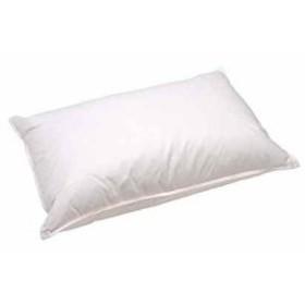 フェザー枕 ピンク 43×63㎝[M-6400](ピン&#x30a)