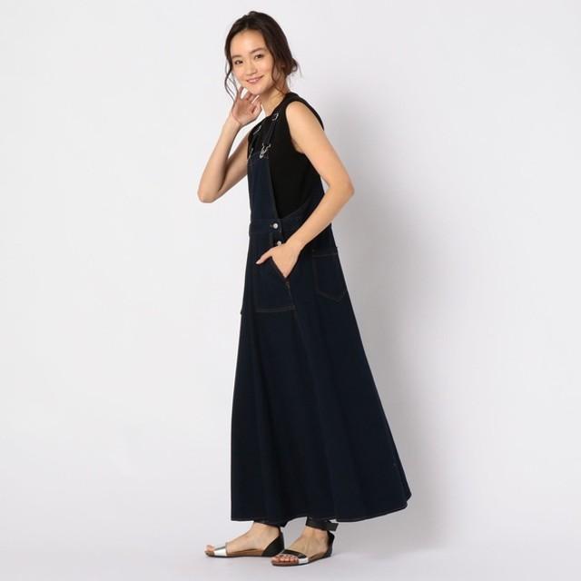 [マルイ] デニムジャンパースカート/フレディ&グロスター レディース(FREDY&GLOSTER)