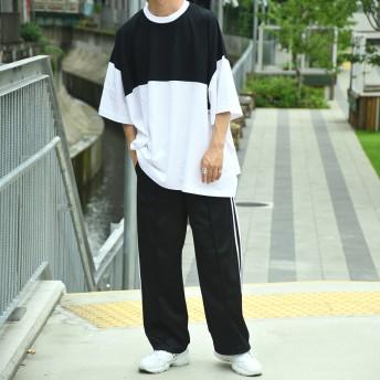 パンツ・ズボン全般 - kutir 【kutir】ラインワイドトラックパンツ