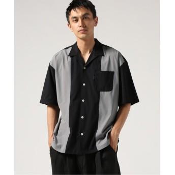 JOURNAL STANDARD TIGHTBOOTH/ タイトブース: DIRTY オープンカラーシャツ ブラック M