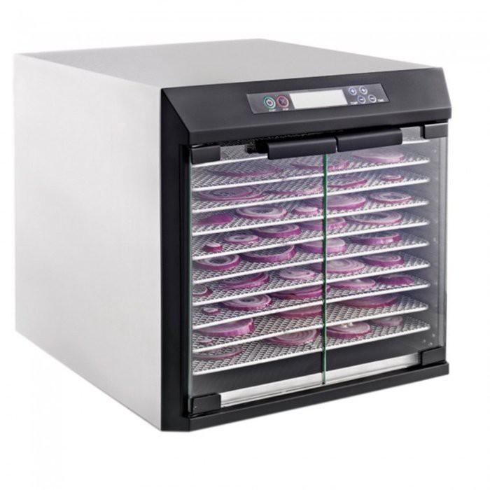 【送料理計時器】Excalibur 伊卡莉柏 數位式 十層 低溫 乾果機 EXC10EL 全機不鏽鋼