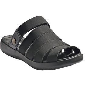 サマーサンダル(パンジー・Flippy)(軽量) - セシール ■カラー:ブラック ■サイズ:M(23cm),S(22cm)