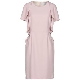 《期間限定 セール開催中》BLUGIRL BLUMARINE レディース ミニワンピース&ドレス ライトピンク 46 ポリエステル 100%