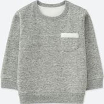 ボアスウェットシャツ(長袖)