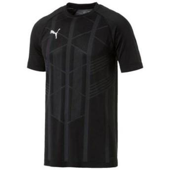 プーマ メンズ サッカー フットサル トレーニング FTBLNXT EVOKNIT 半袖 Tシャツ 655556 01