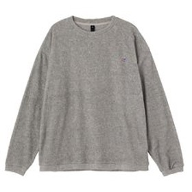 【SILAS:トップス】PILE CREW TOP