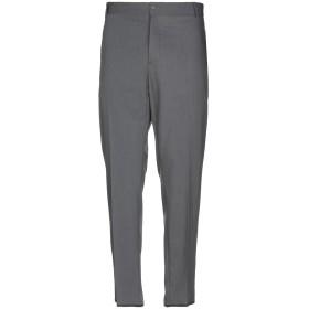 《期間限定セール開催中!》DANIELE ALESSANDRINI HOMME メンズ パンツ 鉛色 50 ポリエステル 66% / レーヨン 28% / ポリウレタン 6%