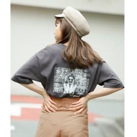 [マルイ]【セール】バックフォトTシャツ/レイカズン(RAY CASSIN)
