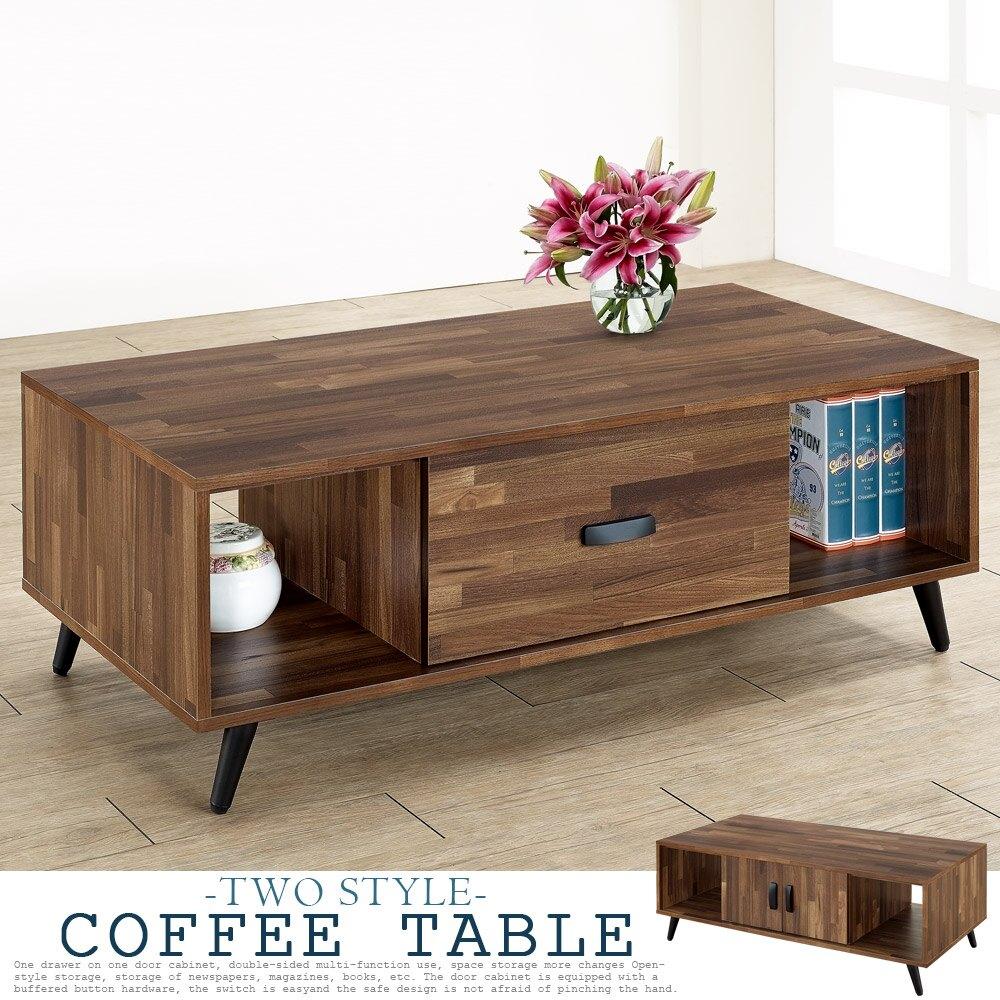 布里安4尺大茶几(積層木)❘茶几/小桌子/矮櫃/客廳桌【YoStyle】