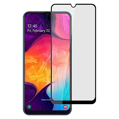 【Ayss】Samsung Galaxy A20/30/50滿版手機玻璃保護貼/鋼化玻璃膜