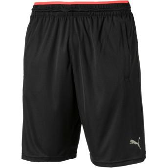 【プーマ公式通販】 プーマ COLLECTIVE トレーニング ニットショーツ メンズ Puma Black-Nrgy Red |PUMA.com