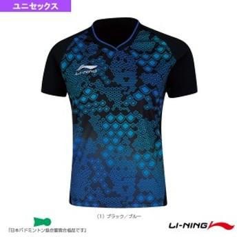 [リーニン ]中国ナショナルチームゲームシャツ/ユニセックス(AAYM315)