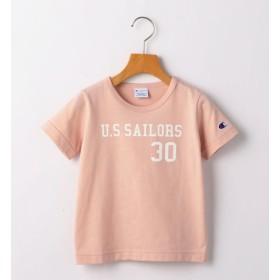 【シップス/SHIPS】 CHAMPION:【SHIPS KIDS 30th別注】フットボールTEE 2(100~130cm)