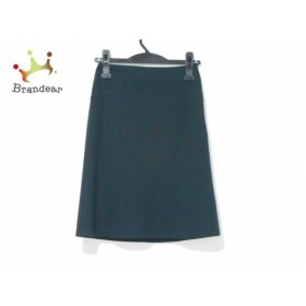 ニジュウサンク 23区 スカート サイズ30 XS レディース 美品 黒   スペシャル特価 20191022