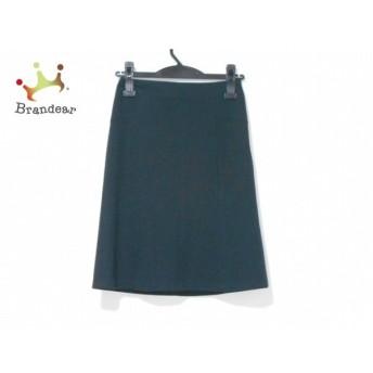 ニジュウサンク 23区 スカート サイズ30 XS レディース 美品 黒 新着 20190711