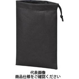 トラスコ中山(TRUSCO) TRUSCO 不織布巾着袋 黒 420X330X100MM (10枚入) TNFD-10-M 477-9371(直送品)