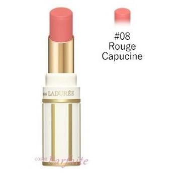 口紅 レ・メルヴェイユーズ ラデュレ リップカラー #08 Rouge Capucine 3g メール便対応 新入荷07