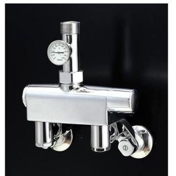 【TM440BX25】 《KJK》 TOTO 壁付サーモスタット混合水栓(25mm、露出配管形) ωγ0