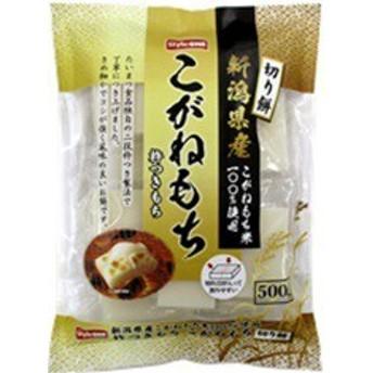 StyleONE 新潟県産こがねもち 切餅 500g まとめ買い(×12) 4902635977589(dc)