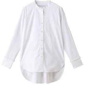 TICCA ティッカ 【予約販売】ビブヨークフリンジシャツ ホワイト