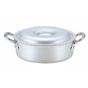 HOKUA ホクア マイスター アルミ 外輪鍋 24cm[ASTC124]
