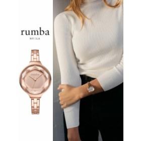 Rumba Time ルンバ タイム 時計 腕時計 レディース ウォッチ 大人 可愛い Orchard Gem Bracelet Rose Gold オーチャード ジェム 27969