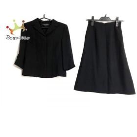 ミチコロンドン MICHIKO LONDON スカートスーツ サイズ7 S レディース 黒 新着 20190711