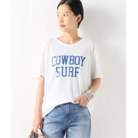 (JOURNAL STANDARD/ジャーナルスタンダード)【RXMANCE/ロマンス】COWBOY SURF TEE:Tシャツ/レディース ホワイト