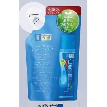 ロート製薬 肌ラボ 白潤 薬用美白化粧水 しっとり 詰替え 170ml|4987241157570(tc)