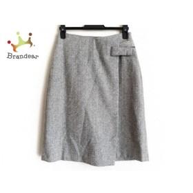 ボディドレッシングデラックス BODY DRESSING Deluxe スカート サイズ9 M レディース グレー 新着 20190711