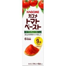 カゴメ トマトペーストミニパック 18g×6 まとめ買い(×5) 4901306015209(dc)