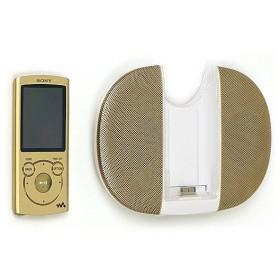 【中古】SONYウォークマン Sシリーズ NW-S765K ゴールド/16GB