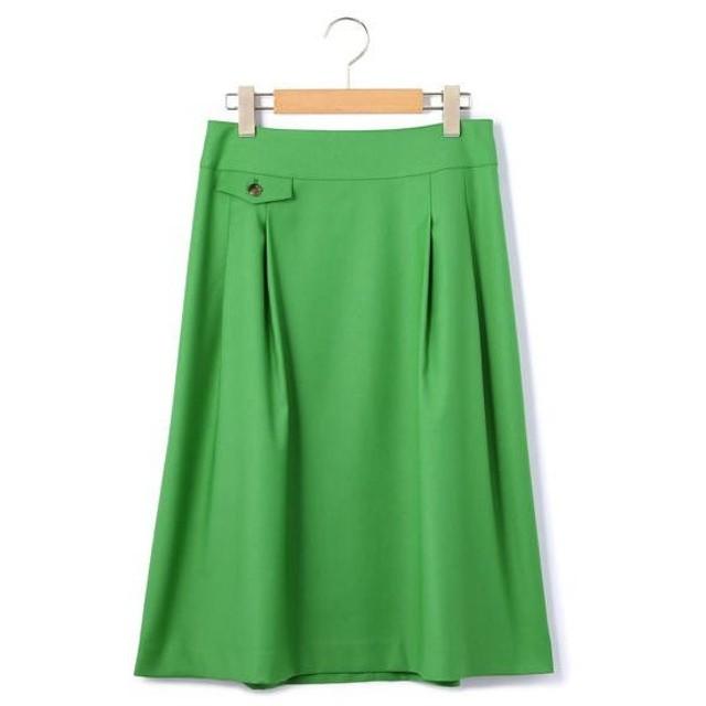 KEITH Lサイズ / キースエルサイズ ストレッチギャバ スカート