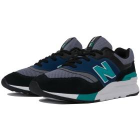 (NB公式)【ログイン購入で最大8%ポイント還元】 ユニセックス CM997H ZK (ブラック) スニーカー シューズ 靴 ニューバランス newbalance