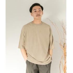 [マルイ]【セール】メンズTシャツ(エコスウェードルーズTシャツ(半袖))/センスオブプレイスバイアーバンリサーチ(メンズ)(SENSE OF PLACE )