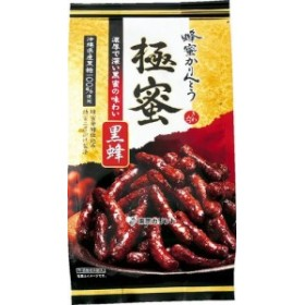 東京カリント 蜂蜜かりんとう極蜜 黒蜂 130g まとめ買い(×12) 4901939240405(tc)