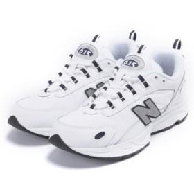 【NEW BALANCE】 ニューバランス ML615NRT(D) WHITE/NAVY(NRT) 23cm