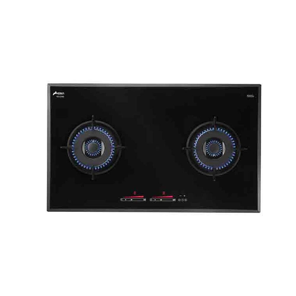 豪山 微晶玻璃檯面爐-觸控滑動式EG-2385 (BA050020)