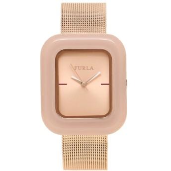 フルラ 時計 FURLA 944079 R4253111501 ELISIR 3H MESH レディース腕時計ウォッチ ピンクゴールド