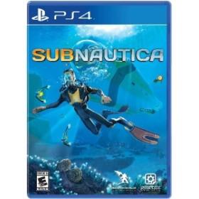 PS4 Subnautica(サブノーティカ 北米版)〈Gearbox Publishing〉[新品]