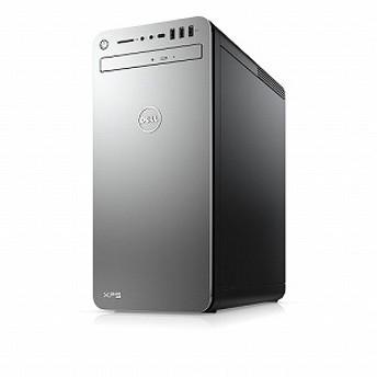 DELL デル デスクトップPC XPS タワー スペシャルエディション [Win10・Core i7-9700 プロセッサー・256GB/SSD(PCIe)+2TB/HDD7200回転(SATA)・メモリ16GB(8GBx2)] DX80VR-9NLCシルバー