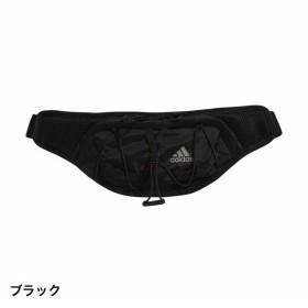 アディダス 陸上 ランニング ウエストバッグ (FWT52 DY5723) : ブラック adidas