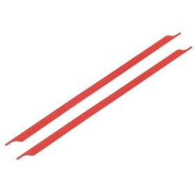 取寄 5169 DIYシリコングリップ 赤 エーモン工業 1パック(2本入)