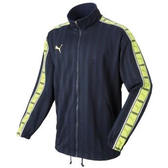 プーマ PUMA トレーニングジャケット 85ネイビライム ジャージ ジャケット 862216-85 C up1103