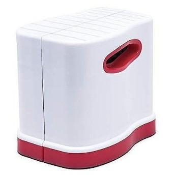 伸縮式洋式トイレ用足置き台 代引不可