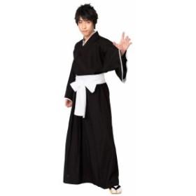 なり研 黒服の剣士 ユニセックス  仮装 衣装 男女兼用 コスチューム なりきりキャラ パーティー 変装 コスプレ