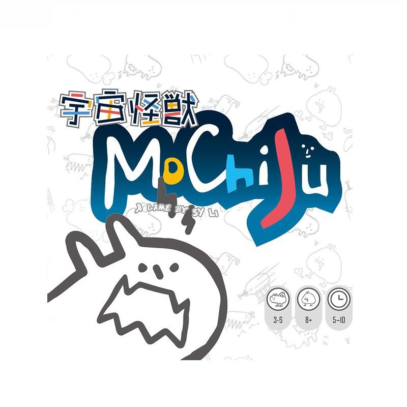山頂洞人實驗室 宇宙怪獸 【寶島桌遊】正體中文官方正版